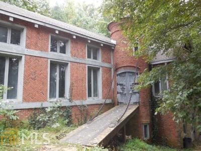 Rabun County Single Family Home For Sale: 734 Patterson Gap