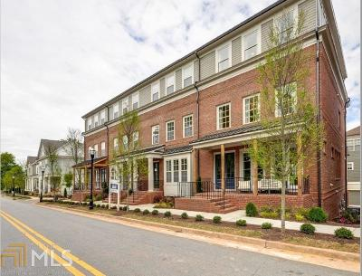 Marietta Condo/Townhouse For Sale: 360 Meeting St