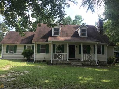 Barnesville Single Family Home For Sale: 1079 Highway 341 S