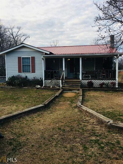Elbert County, Franklin County, Hart County Single Family Home For Sale: 916 Campbell Ridge Rd