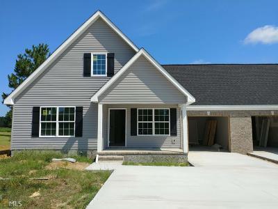 Statesboro Condo/Townhouse For Sale: 121 Bull Bay Dr #Unit 11