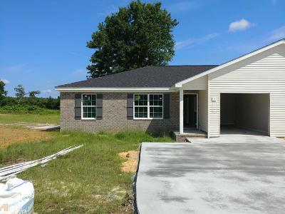Statesboro Condo/Townhouse For Sale: 125 Bull Bay Dr #Unit 13