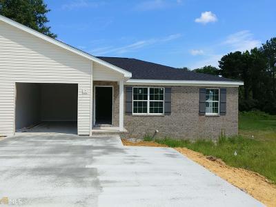 Statesboro Condo/Townhouse For Sale: 127 Bull Bay Dr #Unit 14