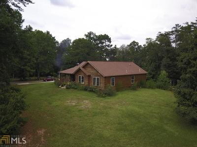 Dawsonville Single Family Home For Sale: 369 Sweetwater Church Rd