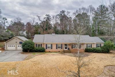 Athens Single Family Home Under Contract: 240 Plum Nelly Rd