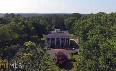 Fayetteville Single Family Home For Sale: 500 Windy Hill Rd