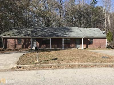 Douglasville Rental For Rent: 8335 Warren Dr