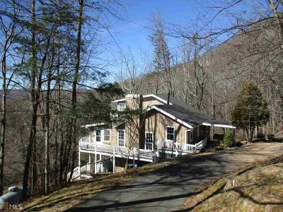 Lumpkin County Single Family Home For Sale: 383 Cedar Mountain Rd