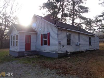 Lithia Springs Single Family Home For Sale: 4130 Ben Hill Rd