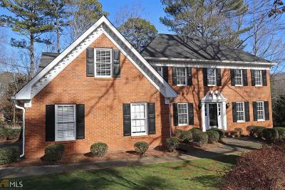 Lilburn Single Family Home For Sale: 878 Guinevere Way