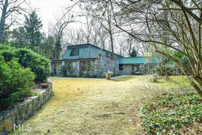 DeKalb County Single Family Home For Sale: 2705 Mabry Rd