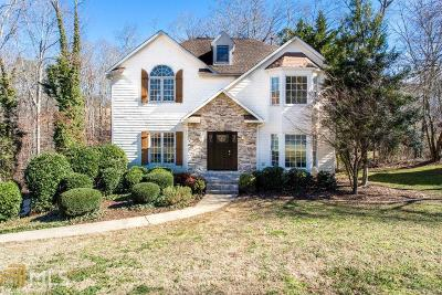 Single Family Home For Sale: 1820 Waterbreeze Ct