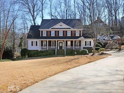 Marietta Single Family Home New: 3742 Thunder