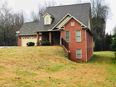 Demorest Single Family Home For Sale: 120 Haywood Hills