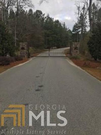 Statesboro Residential Lots & Land For Sale: Alexander Farms Rd #Lot 14