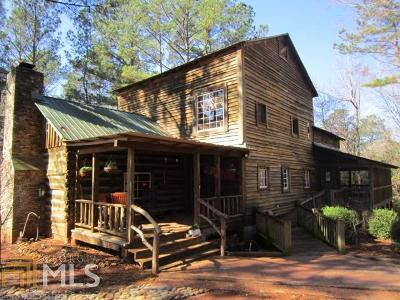 Monroe County Single Family Home For Sale: 228 Pine Grove Church Rd