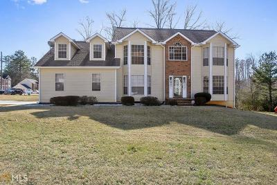 Lithonia Single Family Home For Sale: 3255 Herenhut Rd