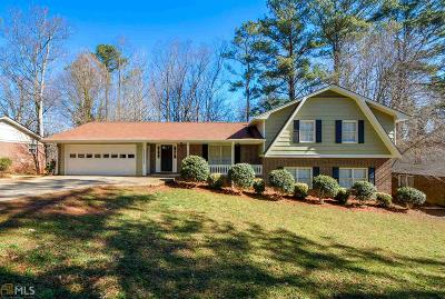 Lilburn Single Family Home For Sale: 652 Ridgeview Dr
