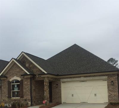 Suwanee Single Family Home For Sale: 107 Rosshandler Rd #26