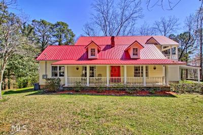 Carroll County, Douglas County Single Family Home For Sale: 9990 S Helton Rd
