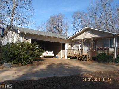 Elbert County, Franklin County, Hart County Single Family Home For Sale: 391 Thomas Ln