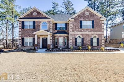 Conyers Single Family Home For Sale: 3927 Rosebay Way