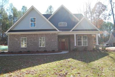 Monroe County Single Family Home Under Contract: 112 Oakwood Dr