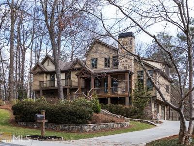 Buckhead Single Family Home New: 4895 High Point Rd