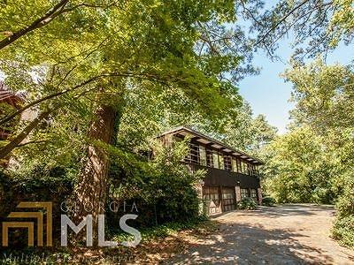 Buckhead Single Family Home New: 4131 N Stratford Rd