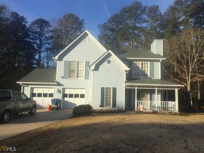 Grayson Single Family Home For Sale: 2081 Hutton Dr