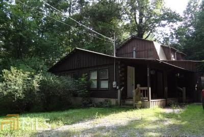 Blairsville Single Family Home For Sale: 111 Skeenah Highland Rd
