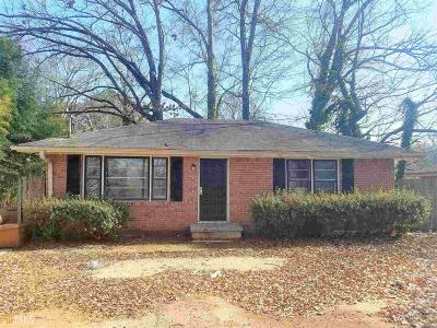 Clayton County Single Family Home For Sale: 1201 Watts Rd