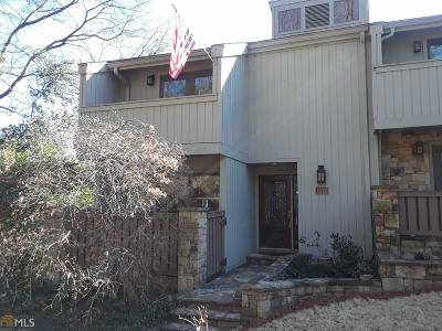 Condo/Townhouse Under Contract: 1212 Druid Knoll Dr