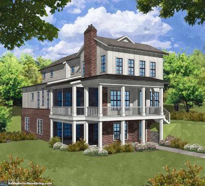 Marietta Single Family Home New: 215 Magnolia Blossom Ct #97
