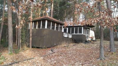 Elbert County, Franklin County, Hart County Single Family Home For Sale: 49 Big Water Cir