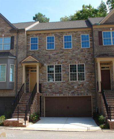 Marietta Condo/Townhouse For Sale: 925 Hickory Leaf Ct #10