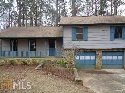 Henry County Single Family Home New: 144 Springvalley Cir