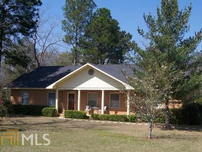 Statesboro Single Family Home For Sale: 201 Highland Rd #4