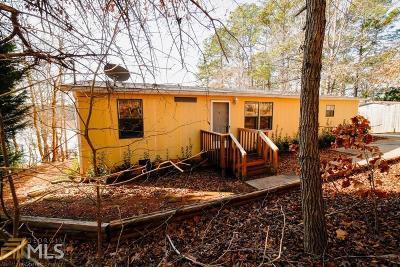 Buckhead, Eatonton, Milledgeville Single Family Home For Sale: 123 Little River Run S