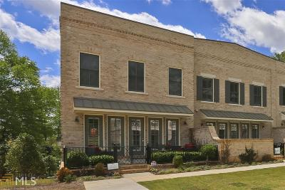 Roswell Condo/Townhouse New: 160 Forrest Aly