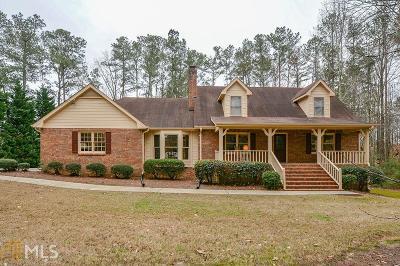 Sugar Hill Single Family Home Under Contract: 159 Level Creek Rd