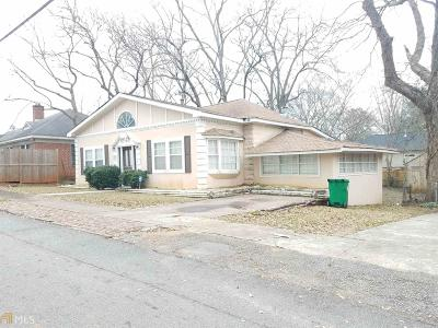 Decatur Single Family Home New: 722 Hillmont Ave