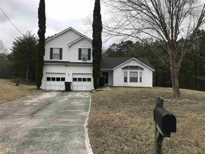 Loganville Single Family Home Under Contract: 2092 Pixie Rose Ln