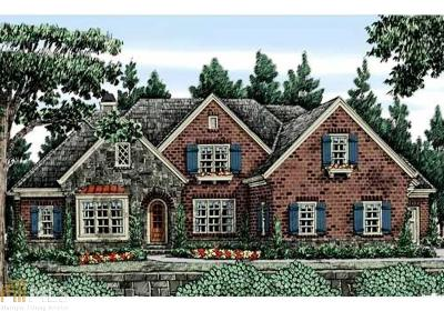 Roswell Single Family Home New: 12240 King Cir