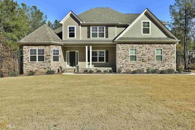 Senoia Single Family Home For Sale: 73 Fox Hall Xing E