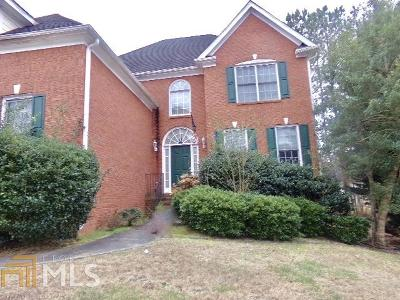 Fayette County Single Family Home Under Contract: 135 Lakeside Ct