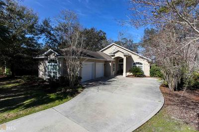 Osprey Cove Single Family Home For Sale: 1632 Sandpiper Ct