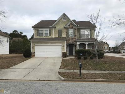 Covington Single Family Home Under Contract: 45 Goshawk Walk