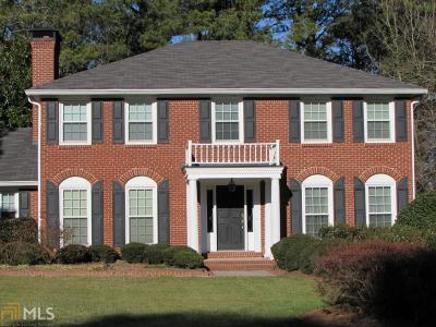 Kennesaw Single Family Home For Sale: 676 N Booth Rd