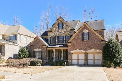 Smyrna Single Family Home New: 4237 Barnes Meadow Rd